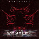 [枚数限定]LIVE AT WEMBLEY(BABYMETAL WORLD TOUR 2016 kicks off at THE SSE ARENA,WEMBLEY)/BABYMETAL[CD]【返品種別A】
