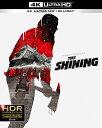 【送料無料】シャイニング 北米公開版<4K ULTRA HD&HDデジタル・リマスター ブルーレイ>/ジャック・ニコルソン[Blu-ray]【返品種別A】