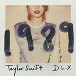 【送料無料】1989(19TRACKS/DELUXE EDITION)【輸入盤】▼/TAYLOR SWIFT[CD]【返品種別A】