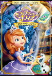 ちいさなプリンセス ソフィア/ひみつのとしょしつ/子供向け[DVD]【返品種別A】