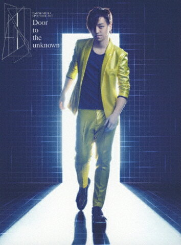 【送料無料】DAICHI MIURA LIVE TOUR 2013 -Door to the unknown-/三浦大知[DVD]【返品種別A】