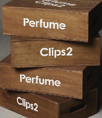 【送料無料】Perfume Clips 2(通常盤)【Blu-ray】/Perfume[Blu-ray]【返品種別A】