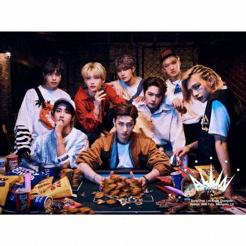 韓国(K-POP)・アジア, 韓国(K-POP) ALL IN(A)Stray KidsCDDVDA