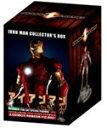 【送料無料】[枚数限定][限定版]アイアンマン 日本限定フィギュア付 Blu-ray BOX/ロバート・ダ...