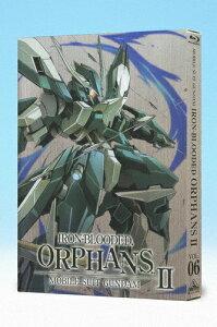 機動戦士ガンダム鉄血のオルフェンズ弐VOL.06|アニメーション|BCXA-1083