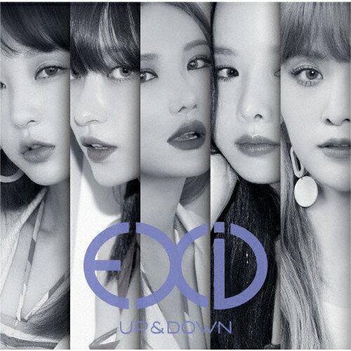 CD, 韓国(K-POP)・アジア UPDOWNJAPANESE VERSION(B)EXIDCDDVDA