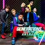 【送料無料】ANIMAL(DVD付)/GENERATIONS from EXILE TRIBE[CD+DVD]【返品種別A】