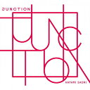 【送料無料】JUNCTION(CD+Blu-ray盤)/早見沙織[CD+Blu-ray]【返品種別A】