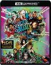 【送料無料】スーサイド・スクワッド<4K ULTRA HD&2Dブルーレイセット>/ウィル・スミス[Blu-ray]【返品種別A】
