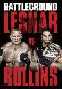 【送料無料】WWE バトルグラウンド 2015/プロレス[DVD]【返品種別A】