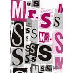 """【送料無料】Mr.S""""saikou de saikou no CONCERT TOUR""""DVD/SMAP[DVD]【返品種別A】"""