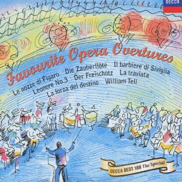 ウィリアム・テル〜華麗なるオペラ序曲集<デッカ ベスト100 ザ・スペシャル>/オムニバス(クラシック)[CD]【返品種別A】