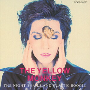 THE NIGHT SNAILS AND PLASTIC BOOGIE/THE YELLOW MONKEY[Blu-specCD2]【返品種別A】