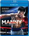 【送料無料】MANNY/マニー ブルーレイ+DVDセット/マニー・パッキャオ[Blu-ray]【返品種別A】