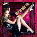 Break It/Get Myself Back(DVD付)/安室奈美恵[CD+DVD]【返品種別A】