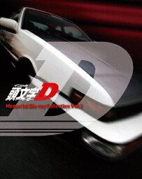 頭文字D Memorial Blu-ray Collection Vol.1/アニメーション