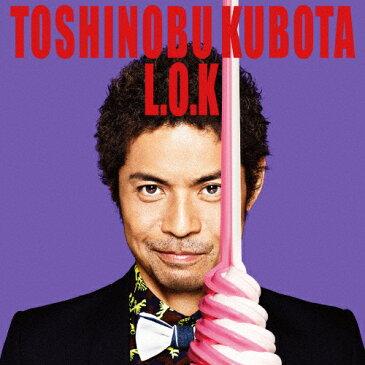 L.O.K/久保田利伸[CD]通常盤【返品種別A】