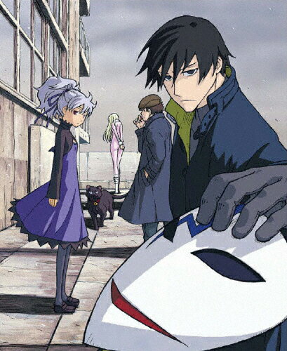 アニメ, BOX DARKER THAN BLACK-- Blu-ray BOXBlu-rayA