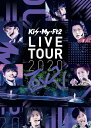 【送料無料】[先着特典付]Kis-My-Ft2 LIVE TOUR 2020 To-y2(通常盤/DVD+CD2枚組)[初回仕様]/Kis-My-Ft2[DVD]【返品種別A】・・・