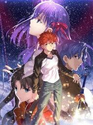 劇場版「Fate/stay night I.presage flower」/アニメーション