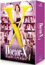 【送料無料】ドクターX 〜外科医・大門未知子〜 4 Blu-rayBOX/米倉涼子[Blu-ray]【返品種別A】