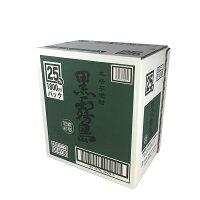 まとめ買い芋焼酎黒霧島パック25度1800ml1.8L6本ケース販売