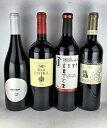 送料無料 ハンガリー・ブルガリア・ルーマニア 赤ワイン飲み比べ 4本セット