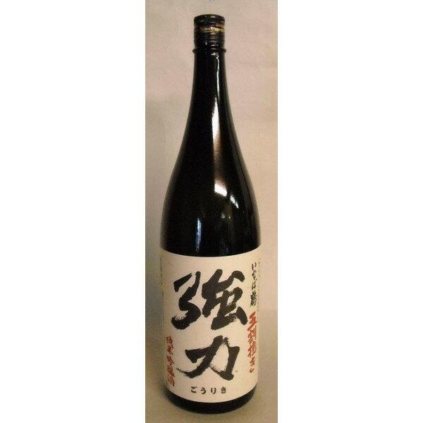 いなば鶴 純米吟醸 五割搗き強力 1800ml 【鳥取県/中川酒造】