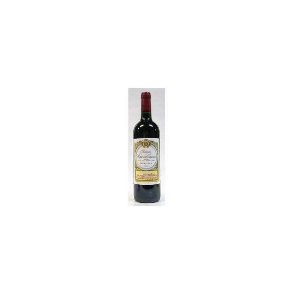 シャトー・ローザン・ガシー 2010   マルゴー第2級 赤ワイン 750ml