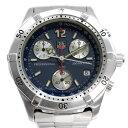 JOHSOで買える「【時計】TAG HEUER タグホイヤー 2000シリーズ 200M SS Quartz 電池交換済 CK1112【中古】」の画像です。価格は45,000円になります。