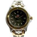 JOHSOで買える「【時計】TAG HEUER タグホイヤー プロフェッショナル 200M SS GP Quartz 電池交換済 WG1120-K0【中古】」の画像です。価格は50,000円になります。