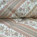 羽毛布団シングルロング掛け布団グレイグース90%増量1.2kg嵩高155mm以上【送料無料】【あす楽対応】
