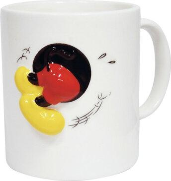 ハプニングマグカップ/ミッキーマウス/コップ《サンアート》
