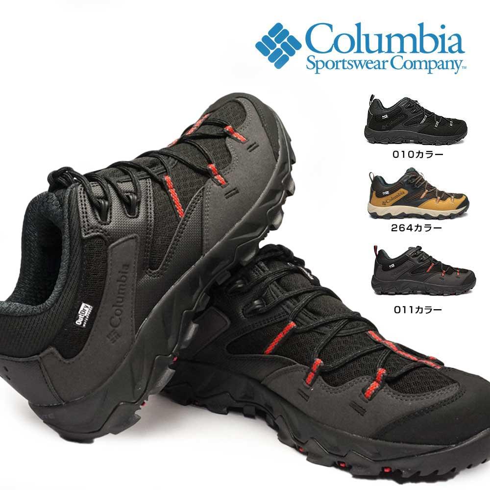 登山・トレッキング, 靴・ブーツ  Columbia YM7462 4 Saber IV Low OutDry