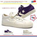 【あす楽】コンバース CONVERSE キッズ キャンバス シェブロンスター N V-1 OX キッズスニーカー 子供靴 マジック式 カップインソール KID'S CANVAS CHEVRONSTAR N V-1 OX