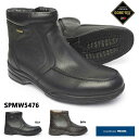 【あす楽】madras Walk 防水 メンズ ブーツ SPMW5476 防滑 雪国 4E 幅広 ゴアテックス 紳士 本