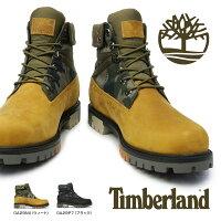【あす楽】ティンバーランド Timberland 防水 ヘリテージ EK+ 6インチ ウォータープルーフ ブーツ 正規品 メンズ 本革 Heritage EK+ 6inch Waterproof Boots
