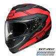 ショウエイ GT-Air SWAYER 【TC-1(RED/BLACK) Lサイズ】 スウェイヤー フルフェイスヘルメット