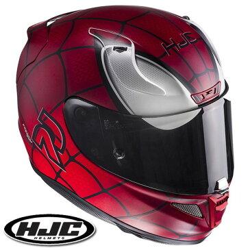 HJC MARVEL RPHA 11 スパイダーマン フルフェイスヘルメット 【S(55-56cm):HJH111 SPIDER MAN】