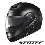 ショウエイ NEOTEC (ネオテック) システムヘルメット 【ブラック Lサイズ】