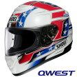 ショウエイ QWEST BANNER (クエスト バナー) フルフェイスヘルメット 【Sサイズ】