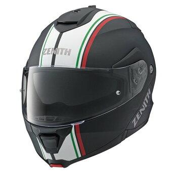 ヤマハYJ-19ZENITHGraphicゼニスグラフィックシステムヘルメット【GF01(ブラック)Mサイズ】