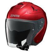 ヤマハ YJ-17 ZENITH-P 【メタリックレッド XLサイズ】 YJ17 ゼニス ピンロック ジェットヘルメット