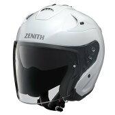 ヤマハ YJ-17 ZENITH-P 【パールホワイト XXLサイズ】 YJ17 ゼニス ピンロック ジェットヘルメット