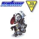 ケイヒン FCRキャブレター [ ホンダ CB72 : H/Z 28φ ] 302-28-405 BITO R&D JB-POWER