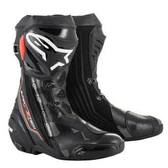alpinestarsSUPERTECH-RBOOT2220015レーシングブーツ(BLACK/D.GRAY/RED)