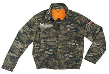 KOMINE(コミネ) コミネ JK−591 Protect Swingtop JKT Camouflage XL【smtb-s】