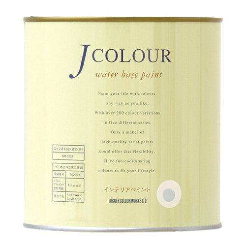 ターナー色彩 水性インテリアペイント Jカラー 0.5L ペールベージュ JC05MP3B (1152025)【smtb-s】