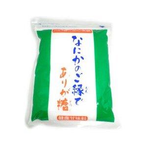 砂糖の1.5倍の甘さ!不思議なパワーの果糖川口喜三郎の糖 なにかのご縁でありが糖 1kg