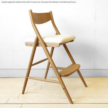 受注生産商品 子供から大人まで使えるレッドオーク材のデスクチェア 木製 椅子 勉強椅子 学習机に 座面昇降 ビニールレザー オーダーデスクチェア